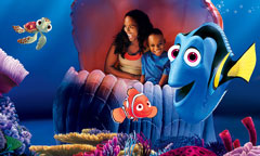 The Seas with Nemo & Friends