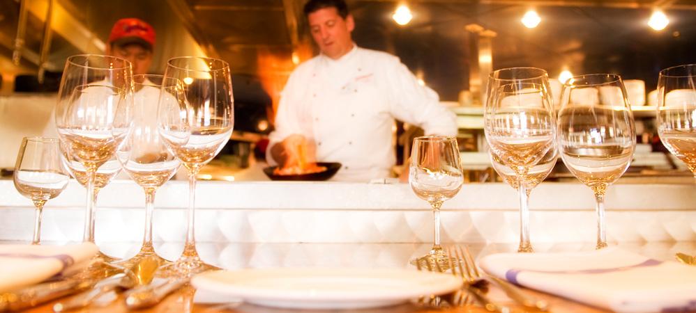 Flying Fish Cafe Chef's Tasting Wine Dinner