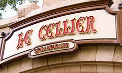 Le Cellier Steakhouse - Canada