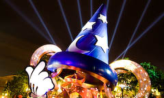 Disney′s Hollywood Studios theme park at Walt Disney World Resort