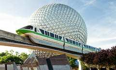 Epcot Theme Park at Walt Disney World Resort.